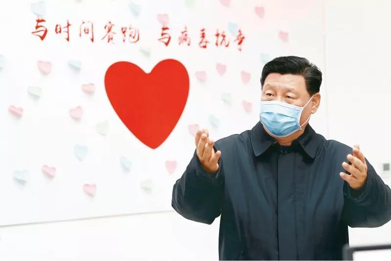习近平:在中央政治局常委会会议研究应对新型冠状